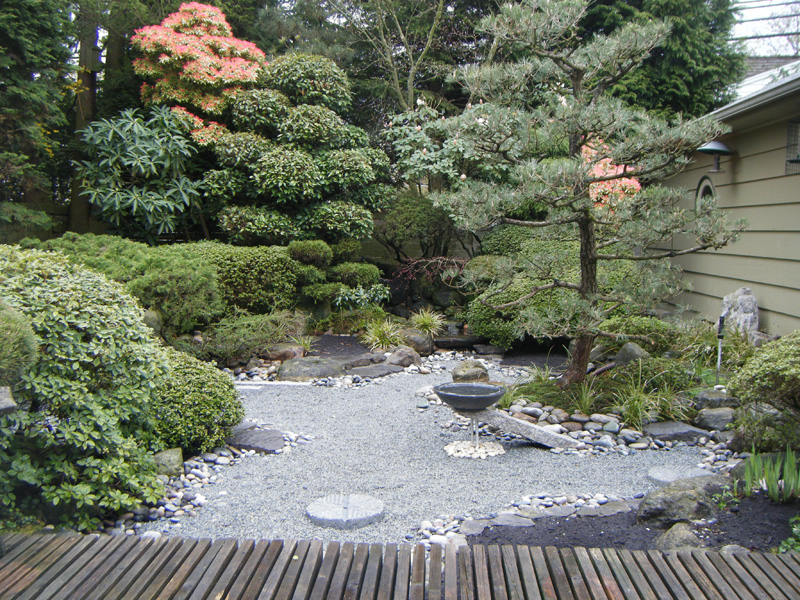 Japanese-style Gardens | Earth Sculptors Inc.
